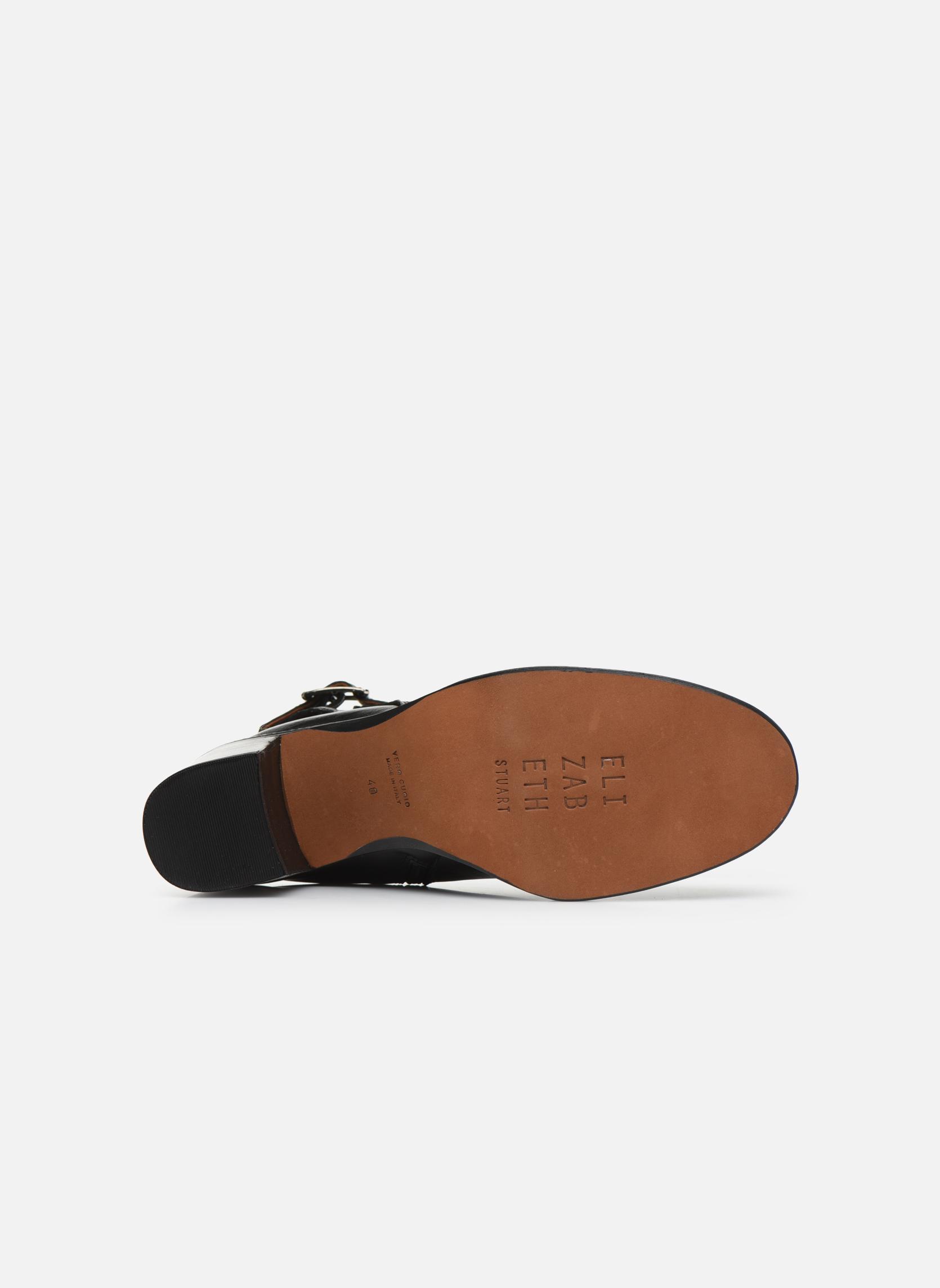 Bottines et boots Elizabeth Stuart Solti 304 Noir vue haut