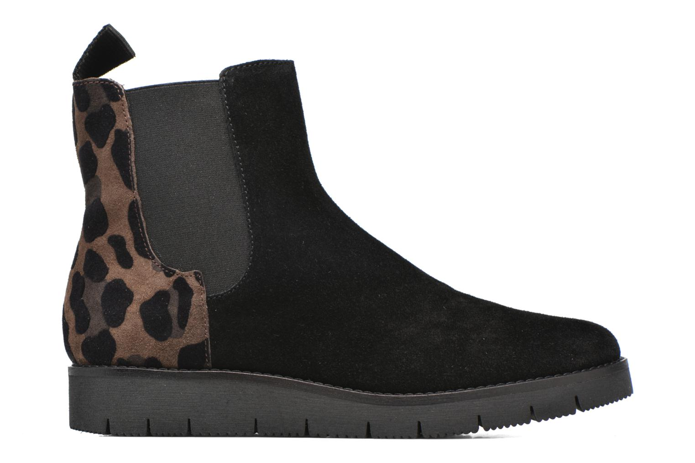 Ankle boots Elizabeth Stuart Atou 501 Black back view
