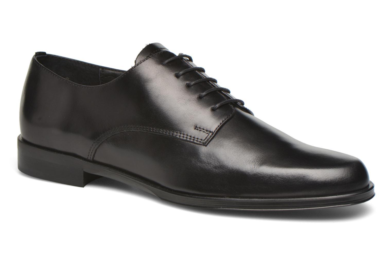 Chaussures à lacets Elizabeth Stuart Copra 304 Noir vue détail/paire