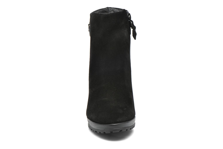 Bottines et boots Elizabeth Stuart Syndi 334 Noir vue portées chaussures