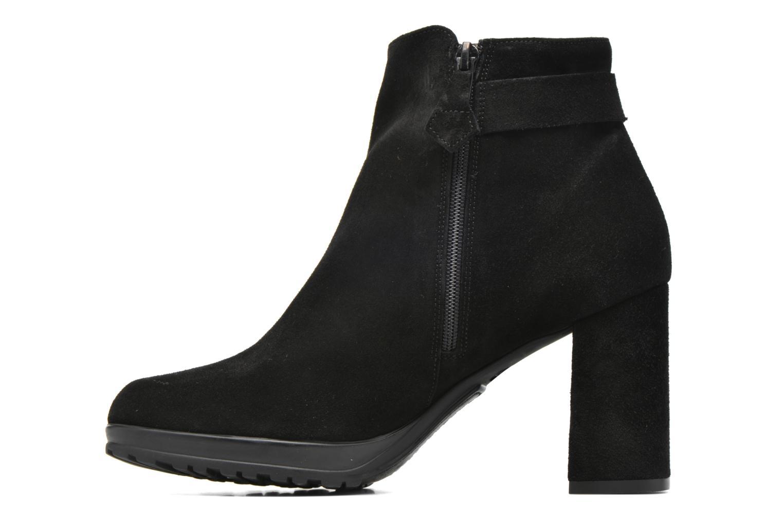 Bottines et boots Elizabeth Stuart Syndi 334 Noir vue face