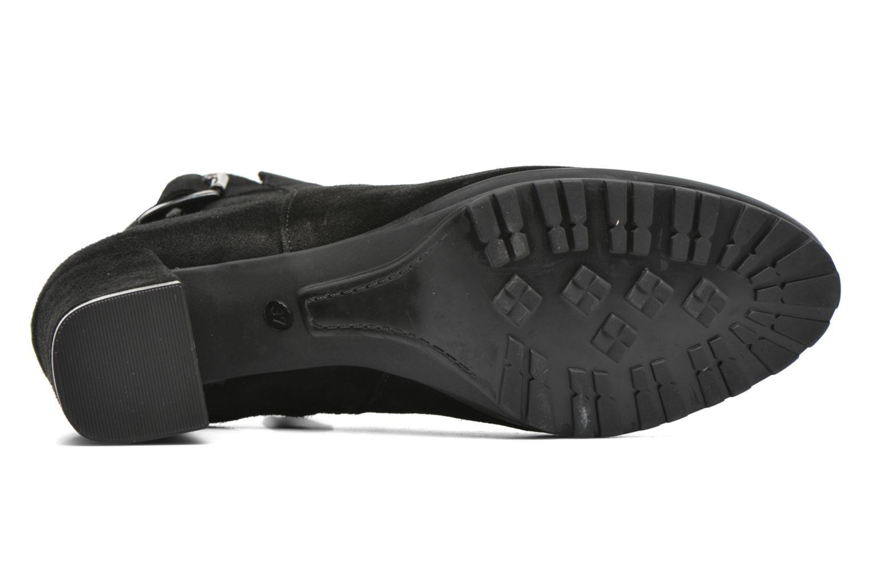 Bottines et boots Elizabeth Stuart Syndi 334 Noir vue haut