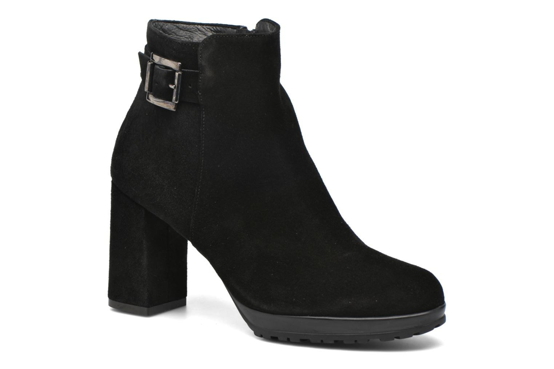 Ankle boots Elizabeth Stuart Syndi 334 Black detailed view/ Pair view