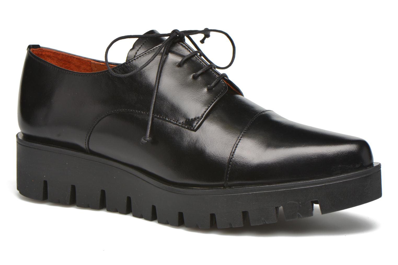 Zapatos con cordones Elizabeth Stuart Millau 304 Negro vista de detalle / par