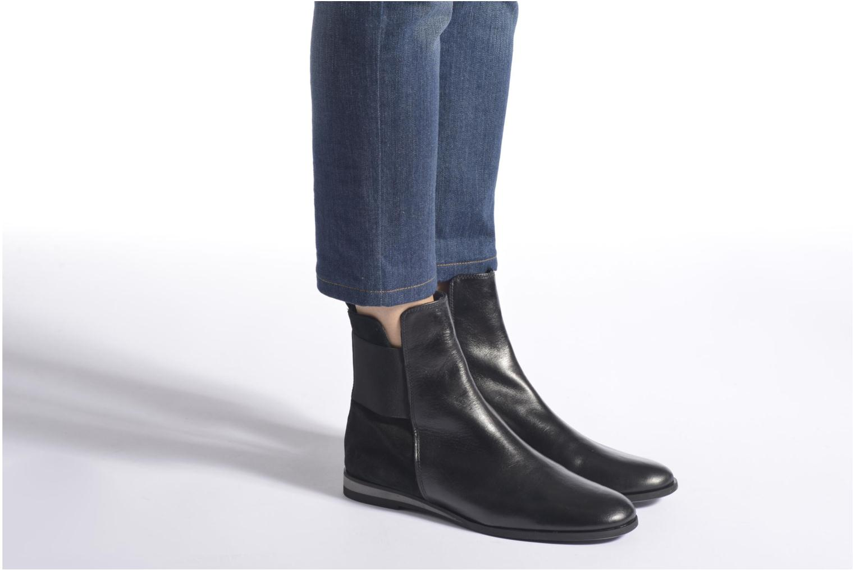 Stiefeletten & Boots Elizabeth Stuart Item 512 schwarz ansicht von unten / tasche getragen