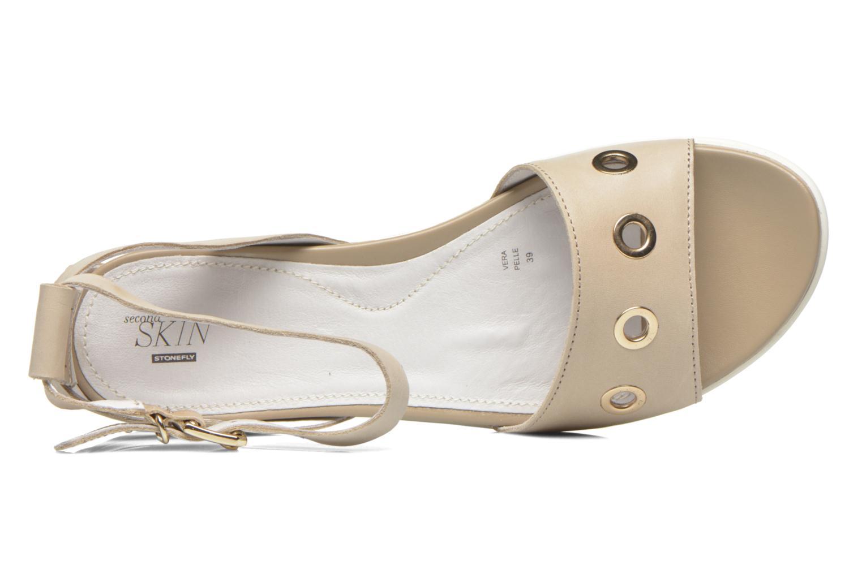 Sandales et nu-pieds Stonefly Sophia 6 Calf Beige vue gauche