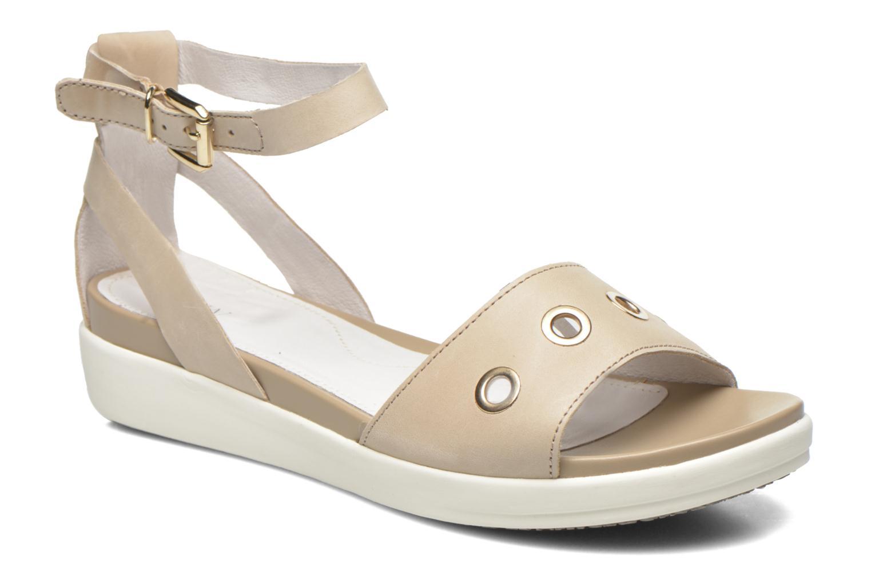 Sandales et nu-pieds Stonefly Sophia 6 Calf Beige vue détail/paire