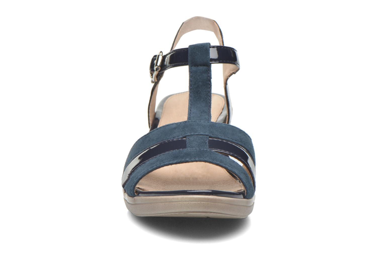 Sandalen Stonefly Vanity III 2 Go blau schuhe getragen