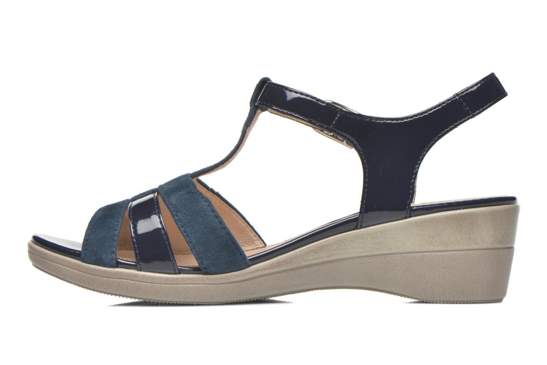 Sandalen Stonefly Vanity III 2 Go blau ansicht von vorne