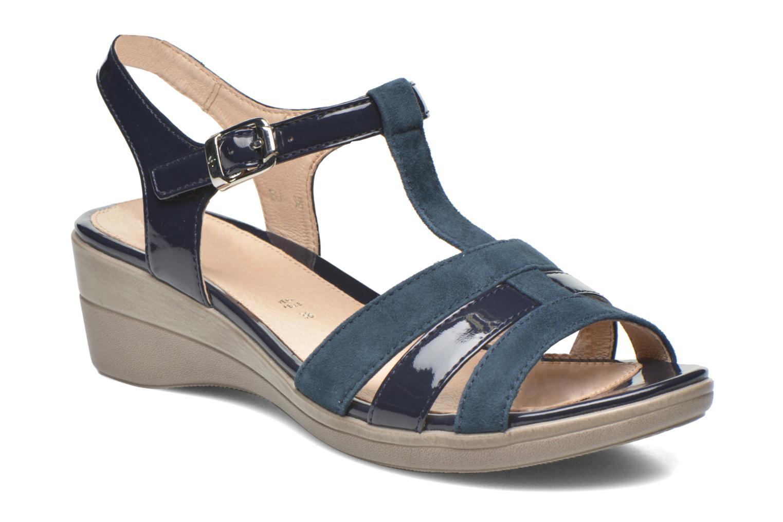 Sandales et nu-pieds Stonefly Vanity III 2 Go Bleu vue détail/paire