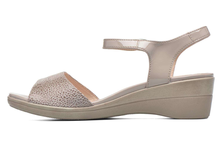 Sandales et nu-pieds Stonefly Vanity III 6 Beige vue face