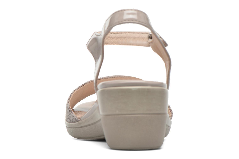 Sandales et nu-pieds Stonefly Vanity III 6 Beige vue droite