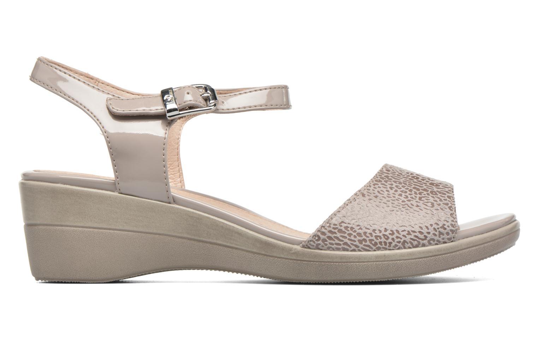 Sandales et nu-pieds Stonefly Vanity III 6 Beige vue derrière