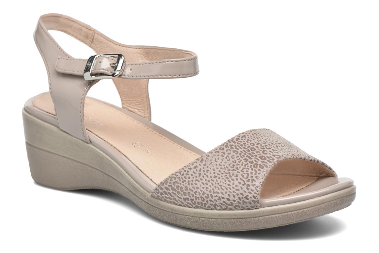 Sandales et nu-pieds Stonefly Vanity III 6 Beige vue détail/paire