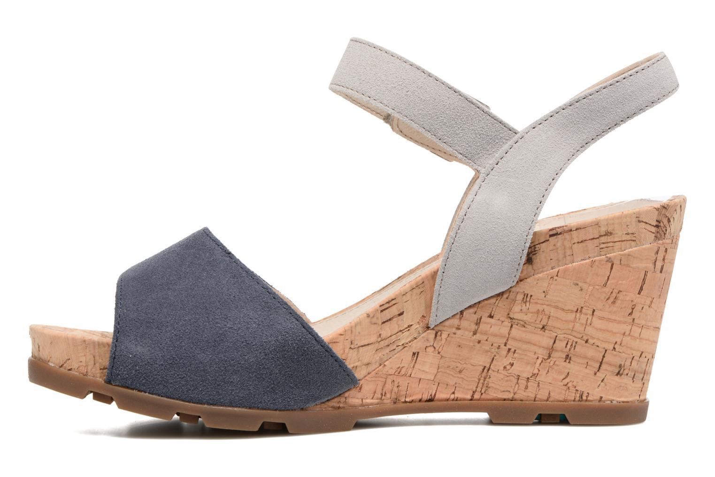 Sandales et nu-pieds Stonefly Anita 1 Bleu vue face
