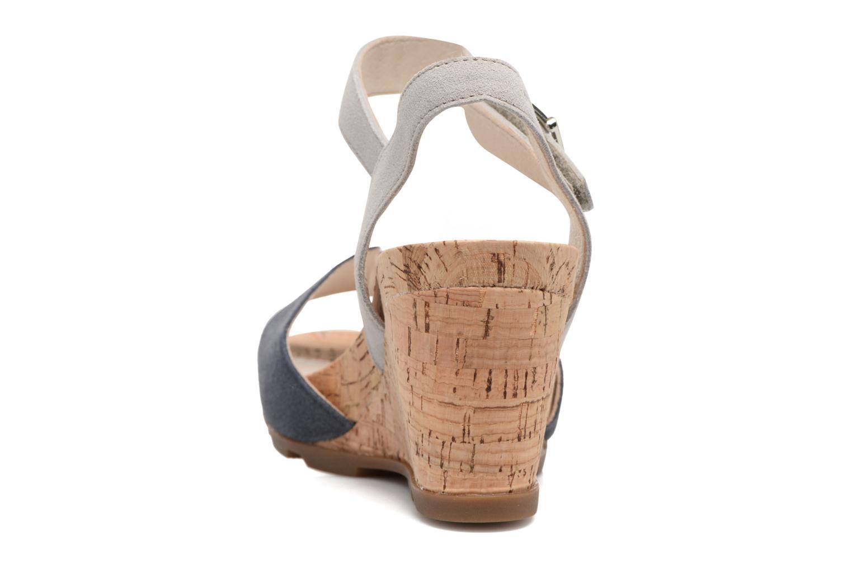 Sandales et nu-pieds Stonefly Anita 1 Bleu vue droite
