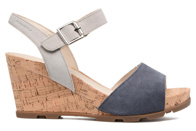 Sandales et nu-pieds Stonefly Anita 1 Bleu vue derrière