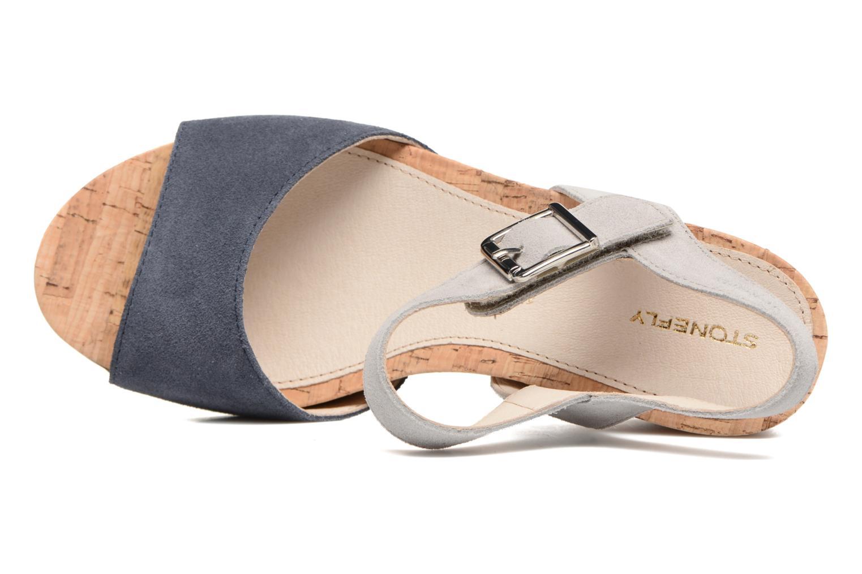 Sandales et nu-pieds Stonefly Anita 1 Bleu vue gauche