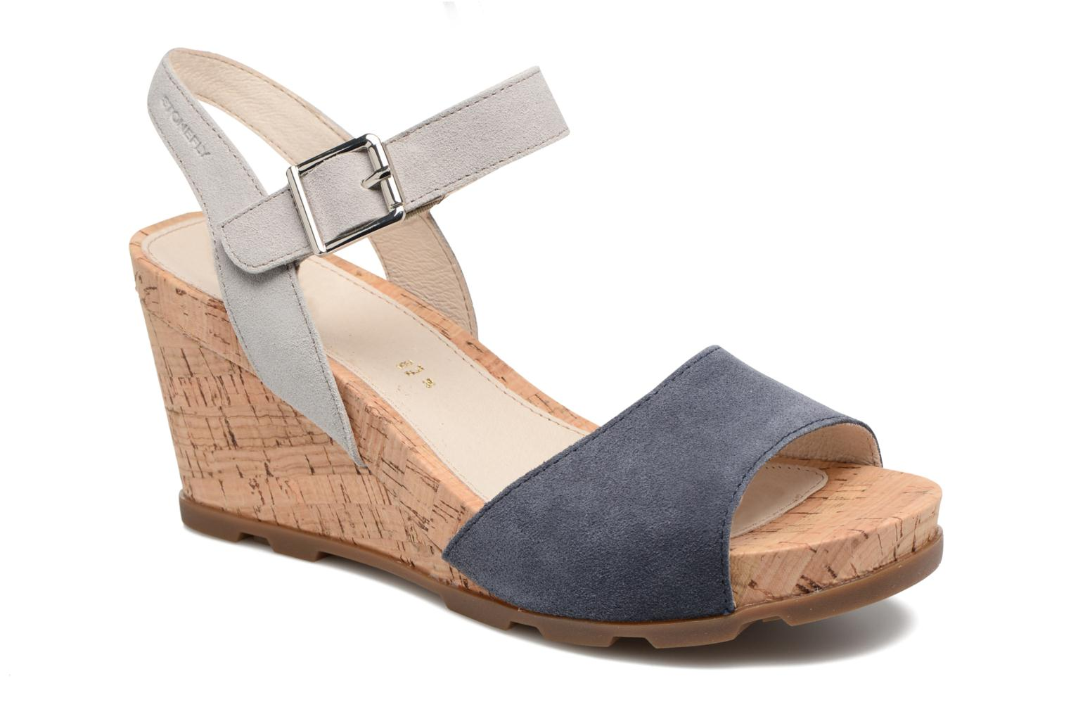 Stonefly Anita 1 Sandals Women Denim Ice