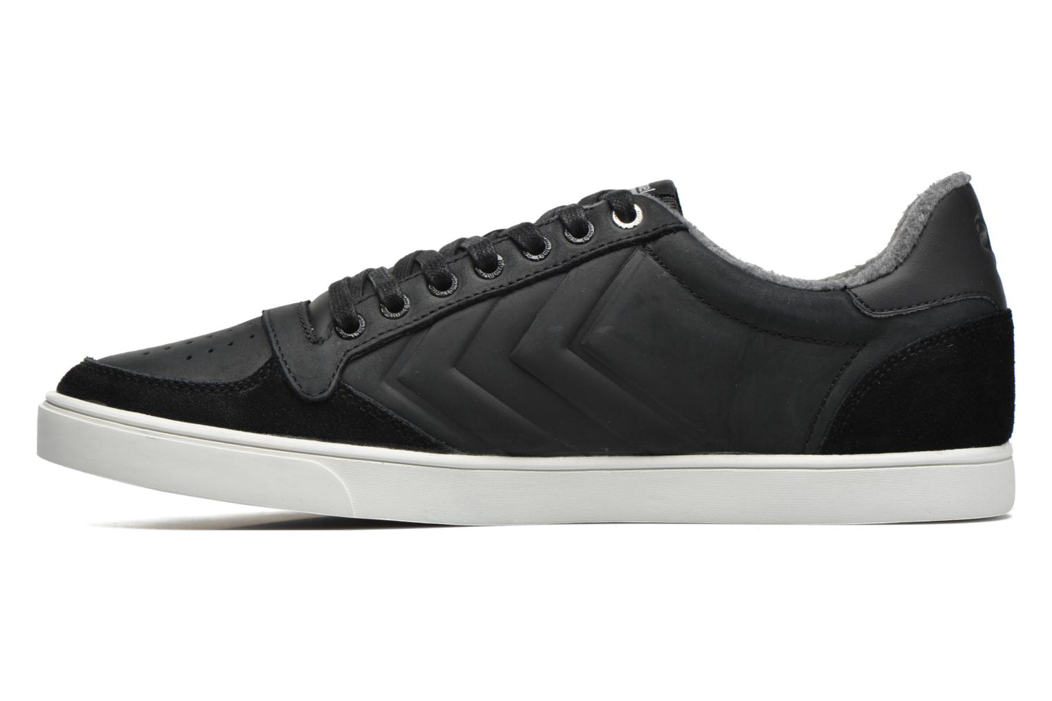 Ten Star Mono Oiled Low Black