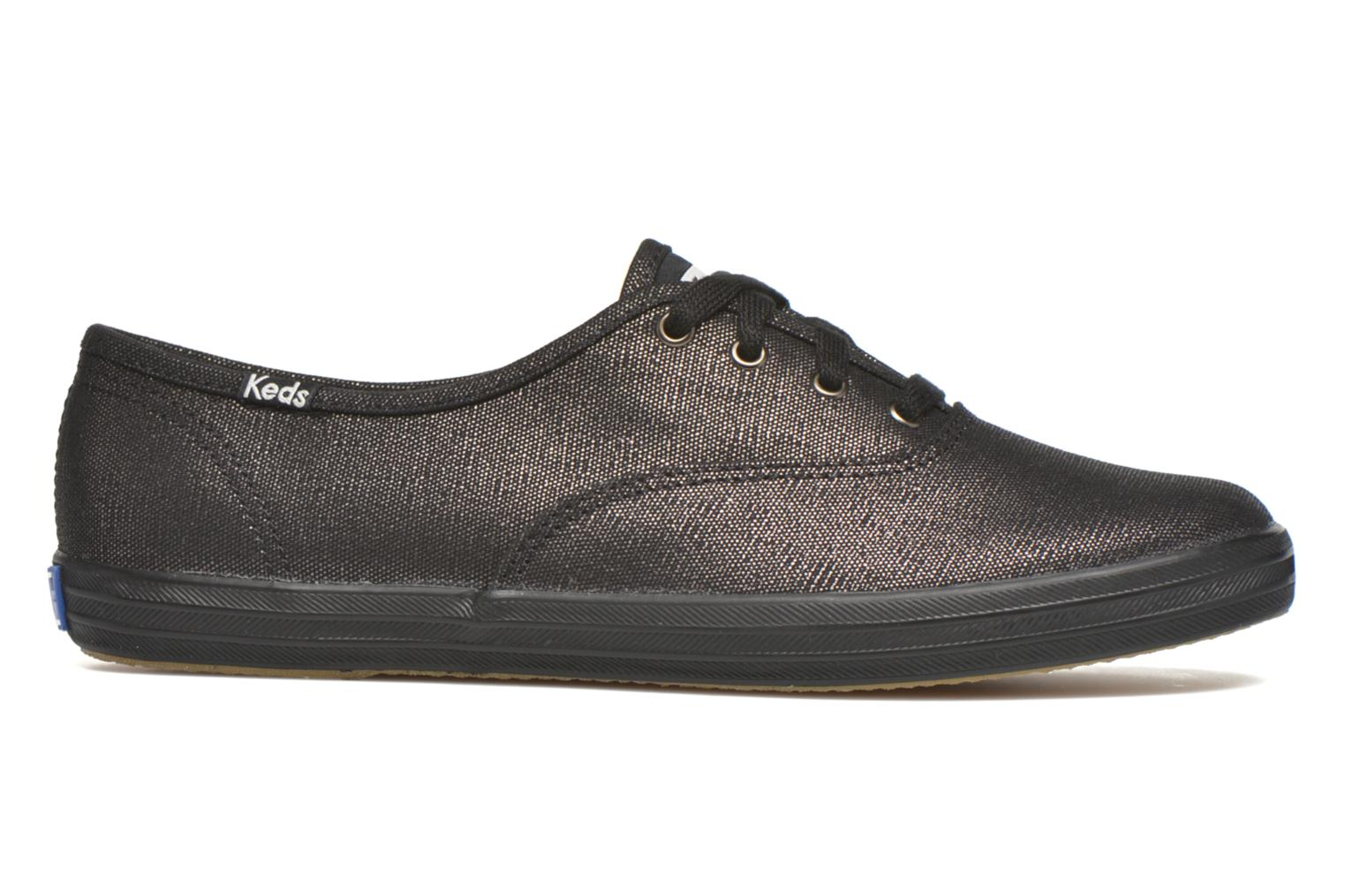 Ch Metallic Canvas Black/black