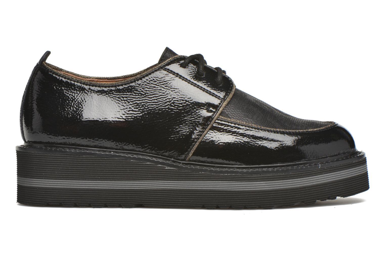 Chaussures à lacets No Name Blow Derby Crease / Skin Noir vue derrière