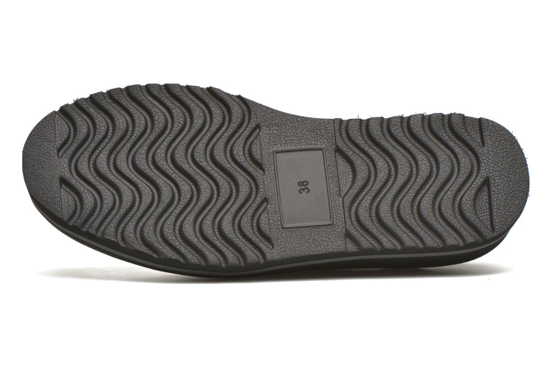 Chaussures à lacets No Name Blow Derby Crease / Skin Noir vue haut