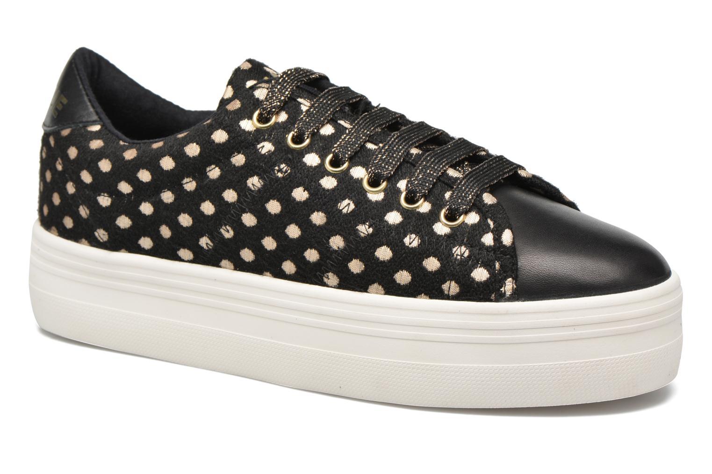 Plato Sneaker Mary / Nappa Black / Black Fox Off White
