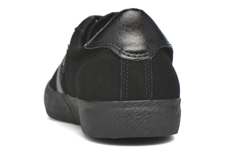 Baskets Converse Break Point Mono Suede Ox Noir vue droite