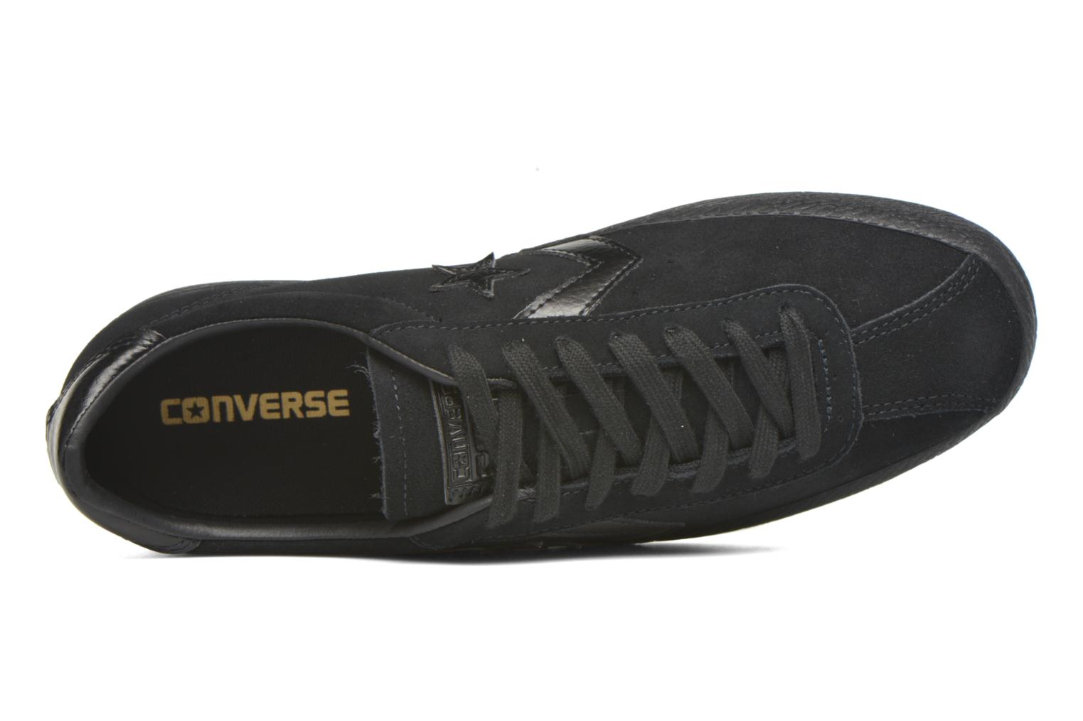 Sneaker Converse Break Point Mono Suede Ox schwarz ansicht von links