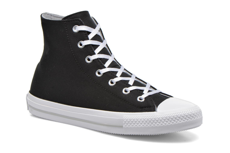 Converse Chuck Taylor All Star Gemma Twill Hi (Noir) - Baskets chez Sarenza (270378)