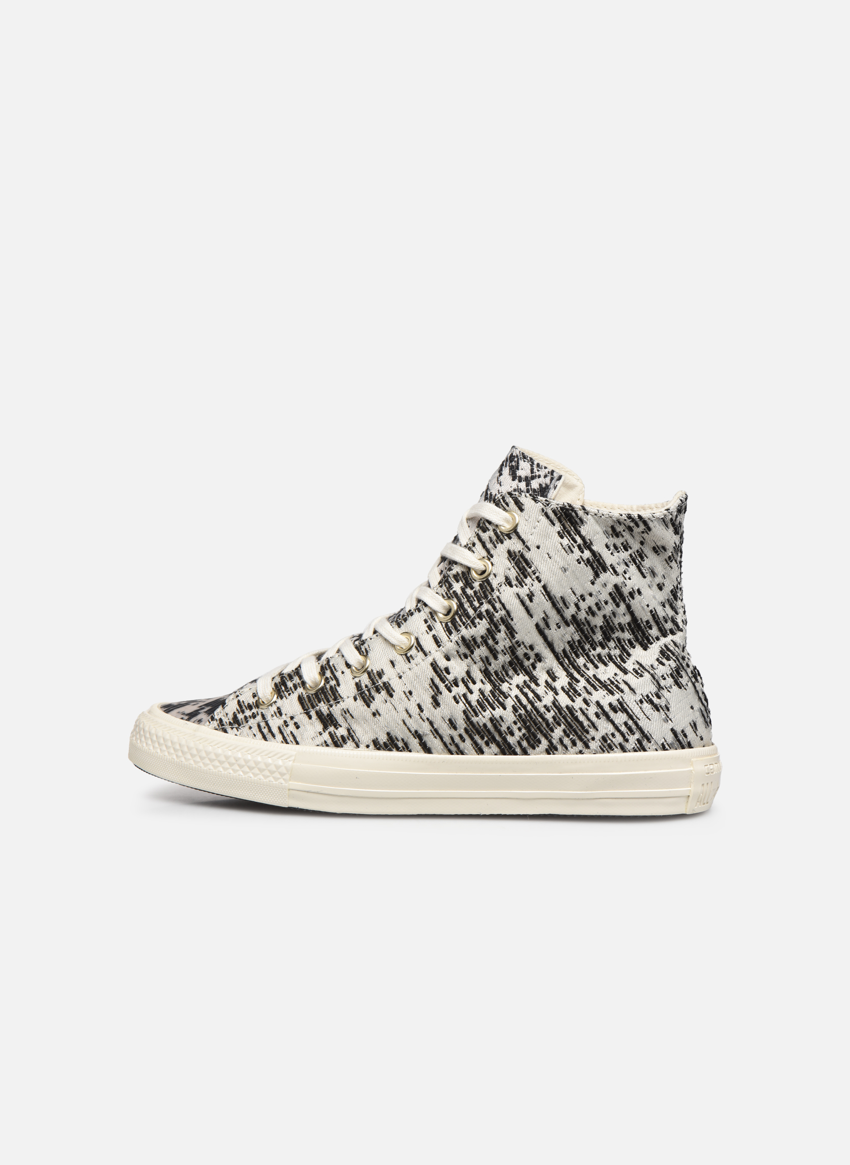 Trainers Converse Chuck Taylor All Star Gemma Hi White front view