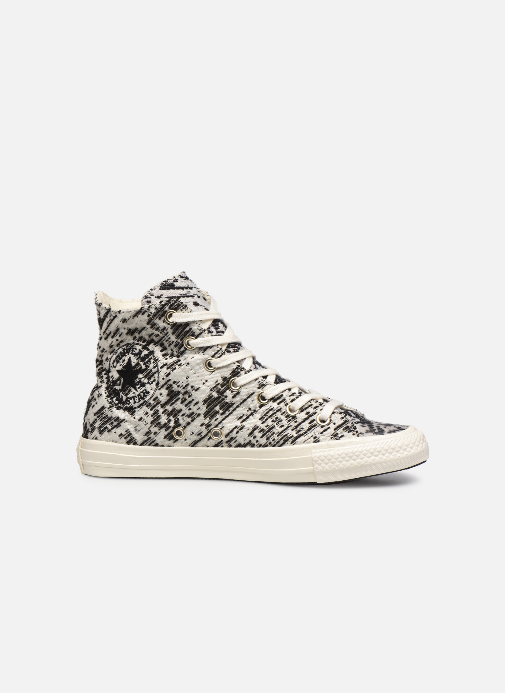 Trainers Converse Chuck Taylor All Star Gemma Hi White back view