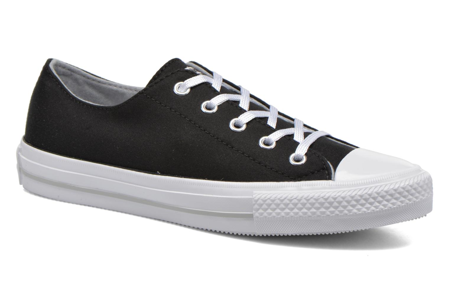 Converse Chuck Taylor All Star Gemma Twill Ox Trainers Color Black  Women