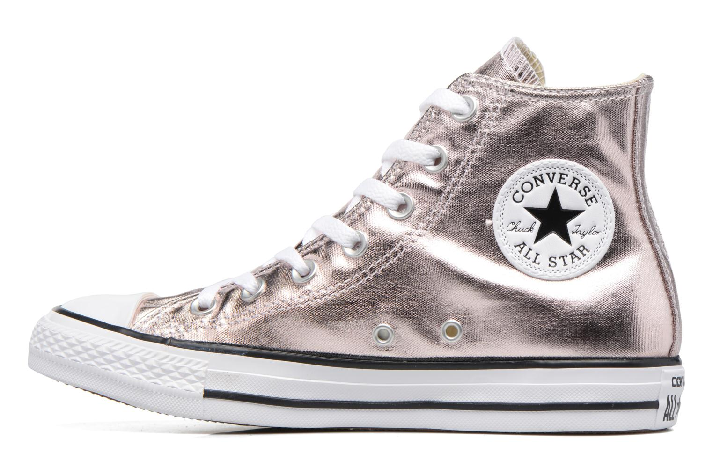 Chuck Taylor All Star Hi Metallics W Rose Quartz/White/Black