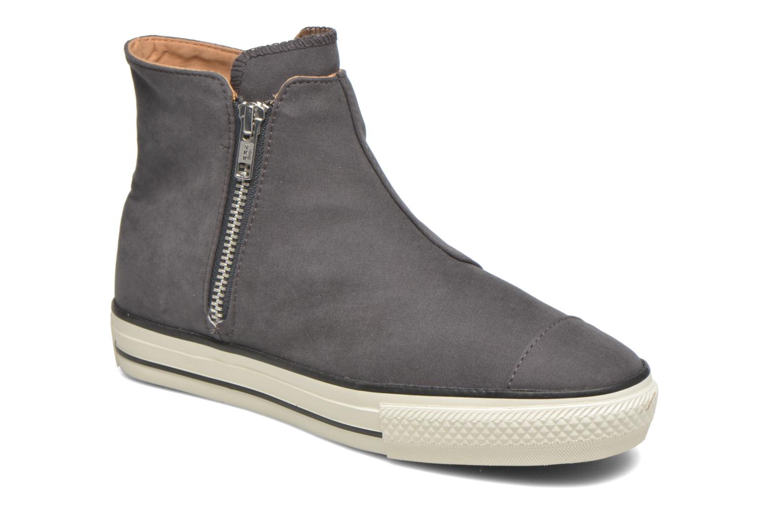 Ctas High Line Peached Canvas Mid Black
