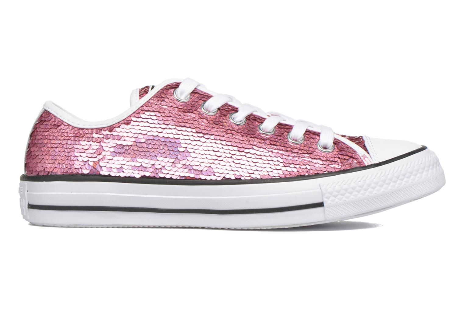 Chuck Taylor All Star Iridescent Sequin Ox W Passion Pink/White/Black
