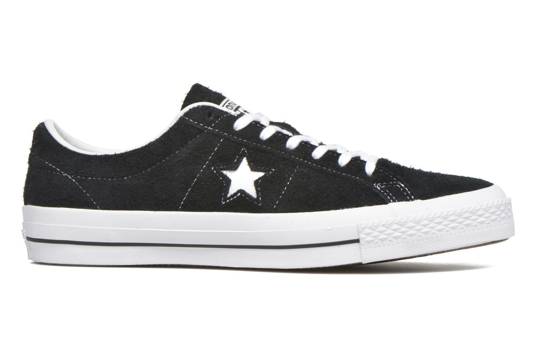 Sneaker Converse One Star Ox M schwarz ansicht von hinten