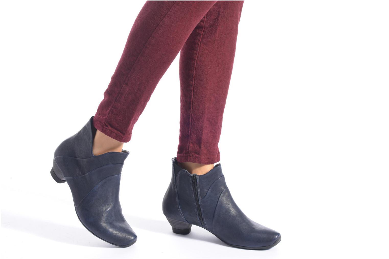 Bottines et boots Think! Aide 87256 Bleu vue bas / vue portée sac