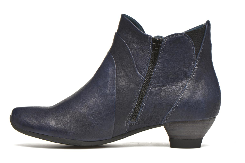 Bottines et boots Think! Aide 87256 Bleu vue face