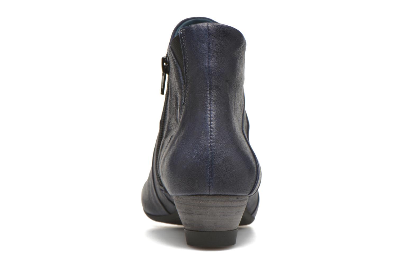 Bottines et boots Think! Aide 87256 Bleu vue droite