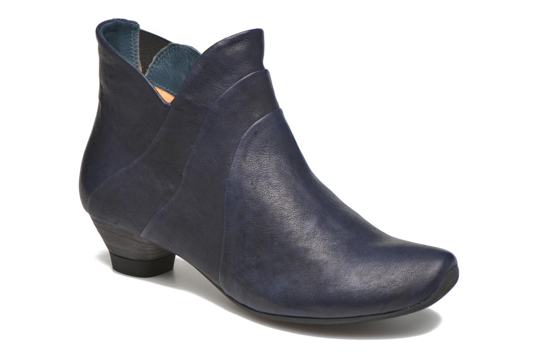 Bottines et boots Think! Aide 87256 Bleu vue détail/paire