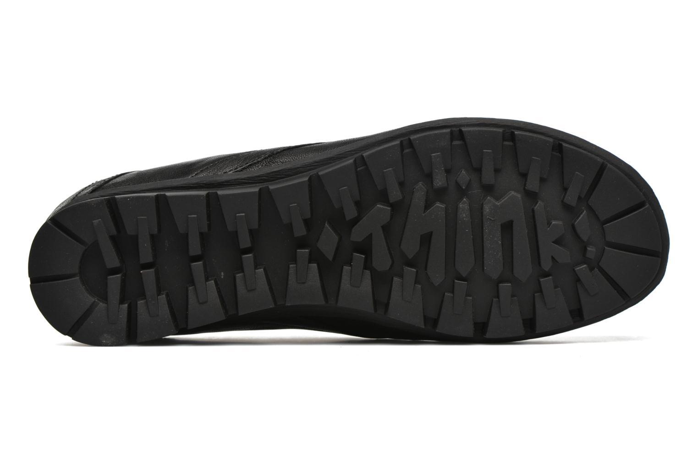 Chaussures à lacets Think! Menscha 87070 Noir vue haut