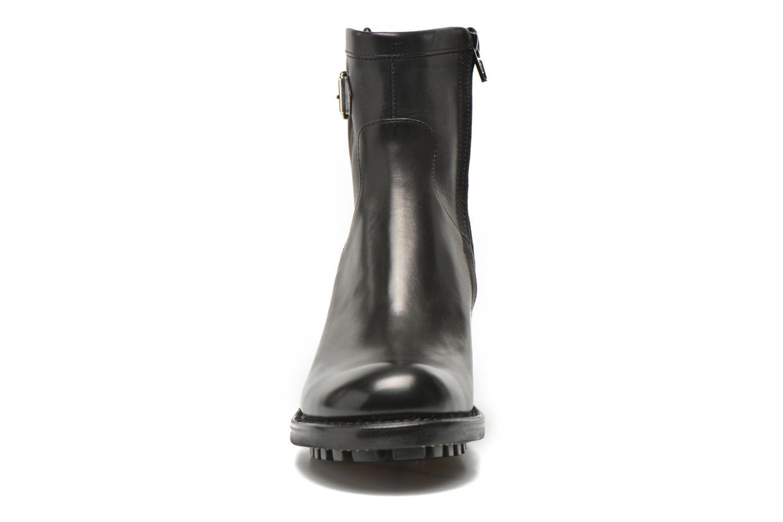 Bottines et boots Free Lance Biker 7 small gero Noir vue portées chaussures