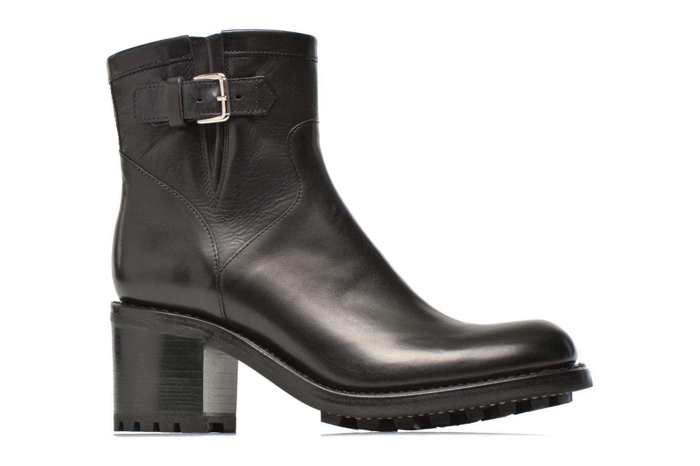 Bottines et boots Free Lance Biker 7 small gero Noir vue derrière