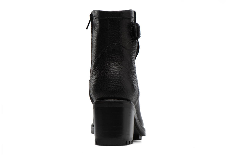 Bottines et boots Free Lance Biker 7 small gero Noir vue droite