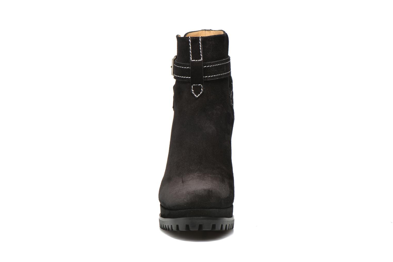 Bottines et boots Free Lance Lery 7 boot ankle steech Noir vue portées chaussures