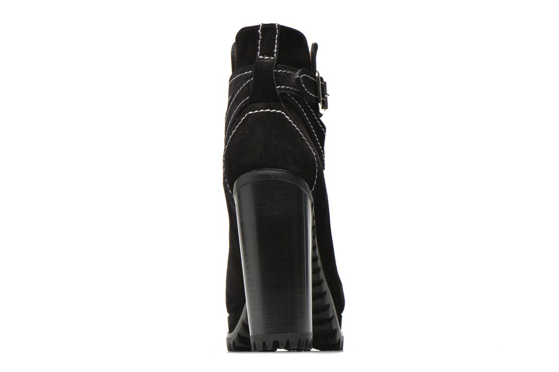 Bottines et boots Free Lance Lery 7 boot ankle steech Noir vue droite