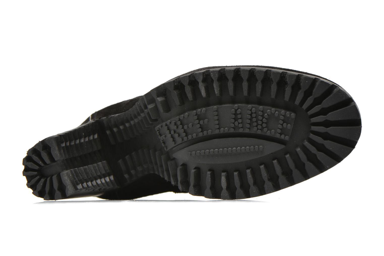 Bottines et boots Free Lance Lery 7 boot ankle steech Noir vue haut
