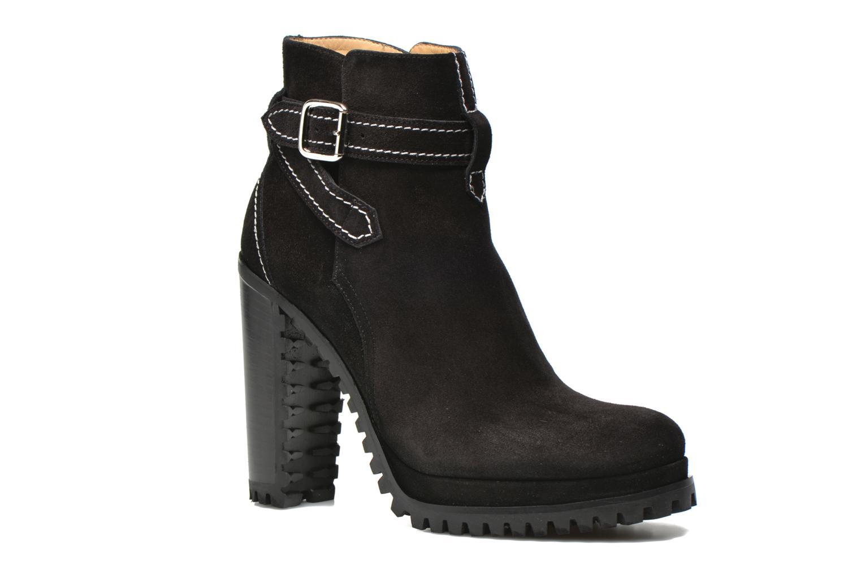 Bottines et boots Free Lance Lery 7 boot ankle steech Noir vue détail/paire